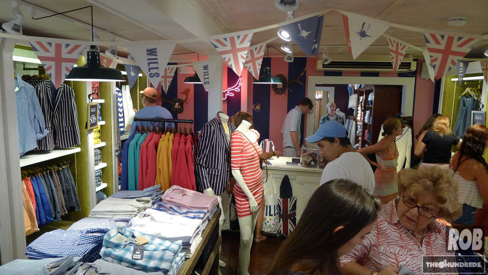 Jack Wills Chatham
