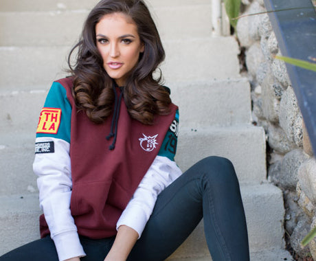 OVER THE TOP :: JACLYN SWEDBERG