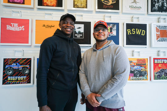 AMERICAN HERO: Bobby Hundreds Sits Down with Waffle House Hero, James Shaw, Jr.