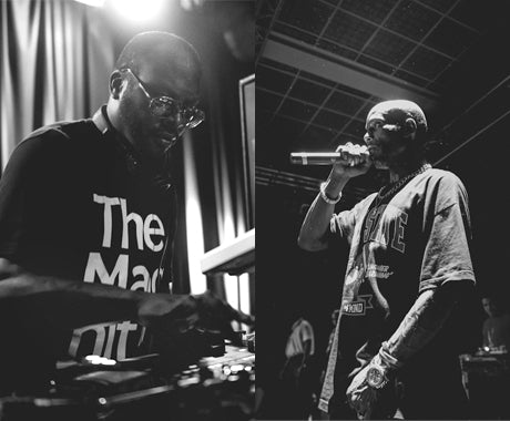 Bringing '88 back in Oslo:: DJ Jazzy Jeff & DMX