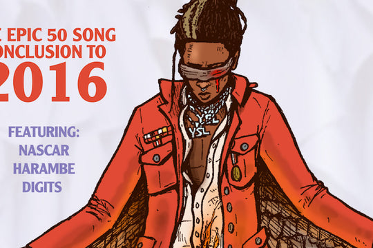No, These Are The Best JEFFERY Songs of 2016