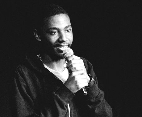A CHAT WITH JERROD CARMICHAEL