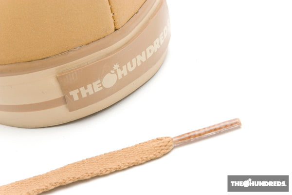 THE HUNDREDS FOOTWARE INTRODUCES...