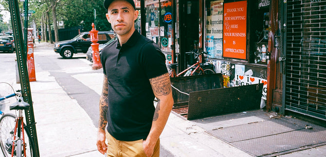 The Unbreakable Spirit & Unfortunate Luck of Designer Jon Contino