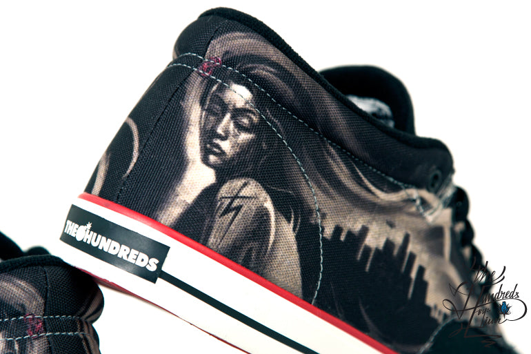 THE HUNDREDS FOOTWARE BY JUN CHA