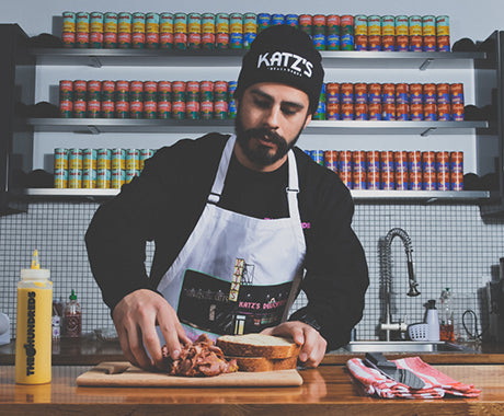 The Hundreds X Katz's Deli Limited Edition Collection