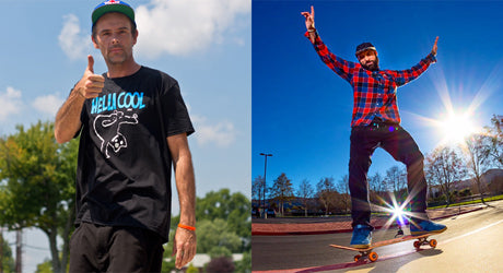 Little Fish, Big Pond :: James Kelch & Mike York on the DIY Skate Company Movement