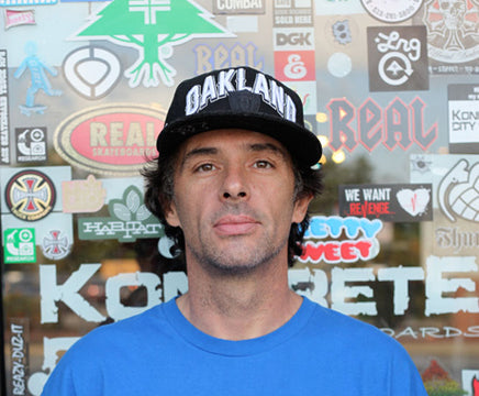 The Mayor Speaks :: '90s Icon James Kelch's favorite board graphics