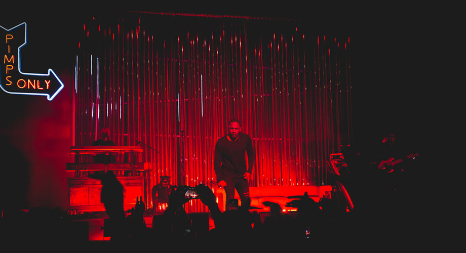 A Rallying Call :: Kendrick Lamar's Kunta's Groove Sessions in Los Angeles