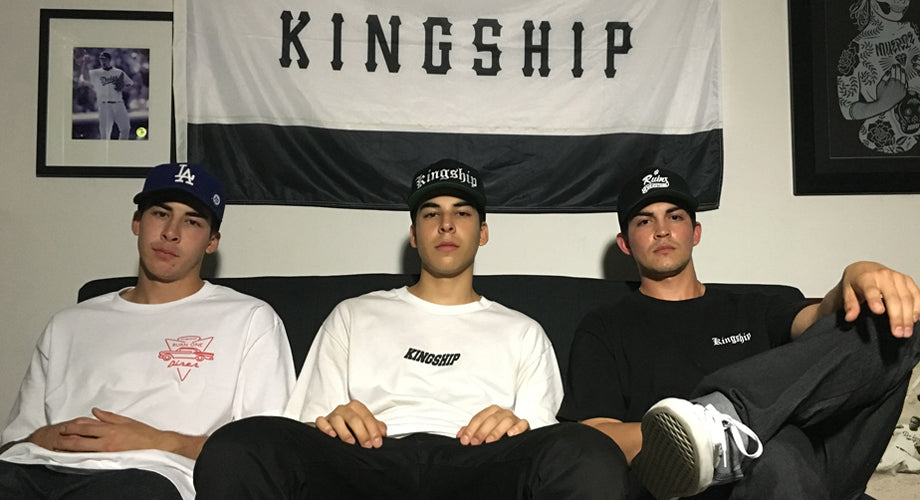Kingship, the Inland Empire Streetwear Brand Run By Three Brothers