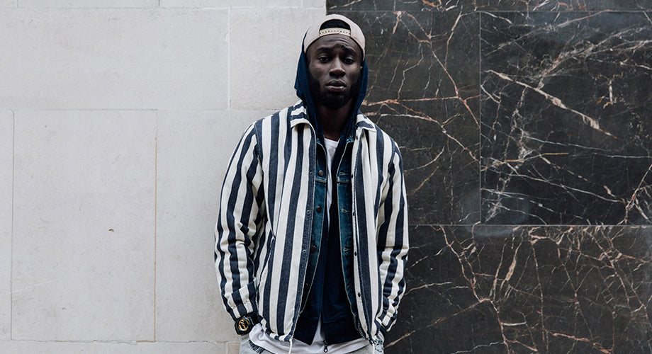 Pushing Crayons :: A Conversation with Kojey Radical