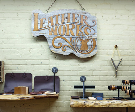 AMERICAN MADE, BORN & RAISED :: LEATHER WORKS MINNESOTA