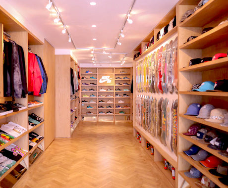 in London :: Boutiques, Sneakers