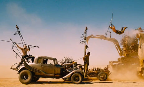 MAD MAX :: FURY ROAD :: OFFICIAL TRAILER
