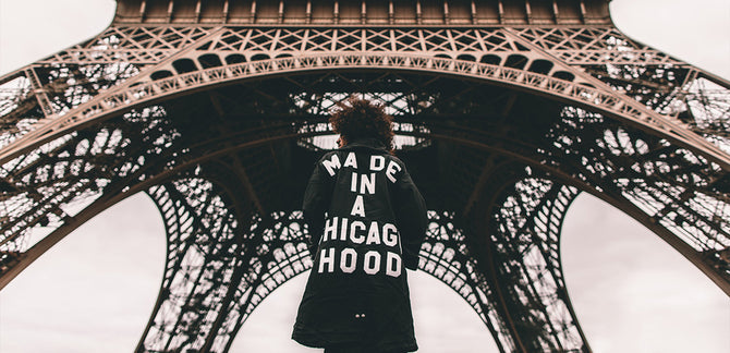 Made in a Chicago Hood :: Streetwear Boutique & Brand Fat Tiger