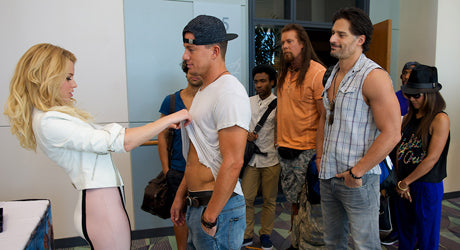 'Magic Mike XXL' Sure Likes Inventive Metaphors for Ejaculate :: A REVIEW