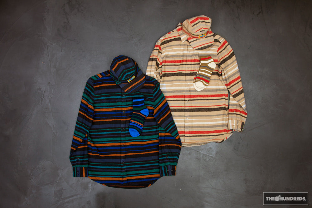 THE HUNDREDS FALL 2012 :: MESA PACK