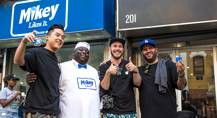 Recap :: Mikey Likes It Launched The Hundreds