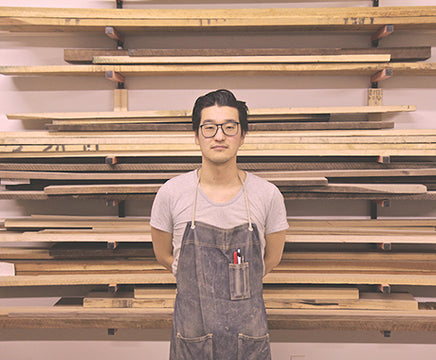 TALKING SHOP & GRUNGE W/ FUNNYMAN FURNITURE DESIGNER MITZ TAKAHASHI