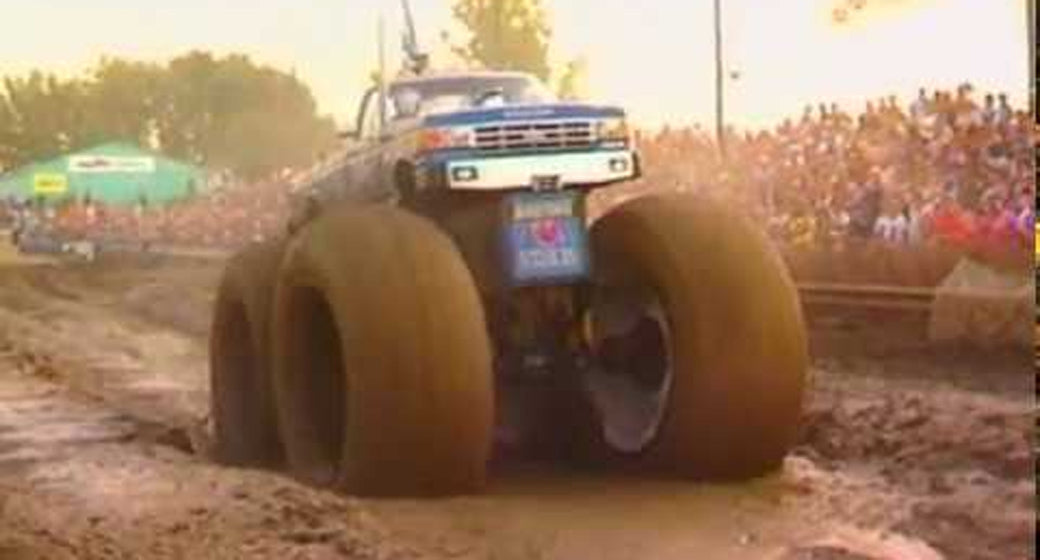 Buckle Up! Here's 10 of the Most Badass BIGFOOT 4x4 Monster Truck Videos Ever