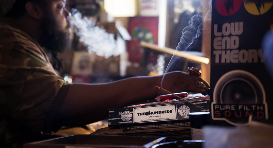 Potent Vibes :: The Hundreds Nag Champa