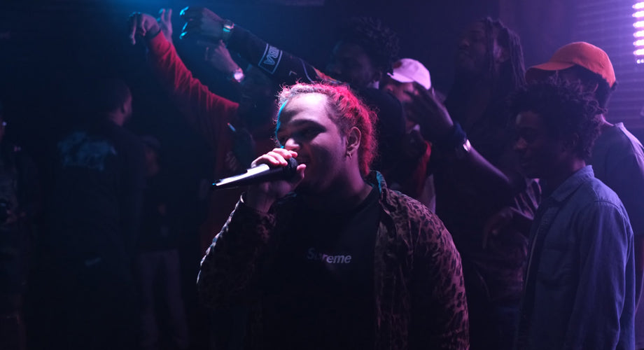 Still Finessing :: Atlanta's Nessly Is Next Up - The Hundreds
