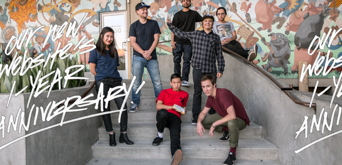 ONE YEAR STRONG :: THE PAST, PRESENT, AND FUTURE OF THEHUNDREDS.COM
