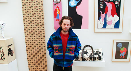 10 Unique Ways Dutch Artist Piet Parra Introduced His Art to the Masses