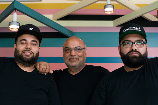 Badmaash!! :: Leaders of the New School of Immigrant Cuisine