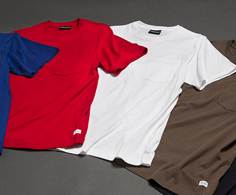 THE HUNDREDS SPRING 2015 :: PERFECT POCKET TEE :: COMMERCIAL
