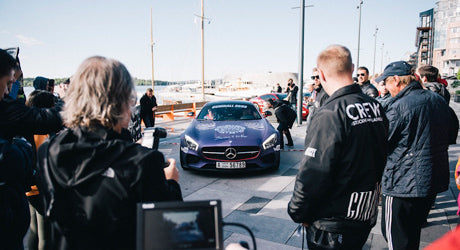 Photo Set :: The Gumball3000 Annual Motor Rally Comes to Oslo