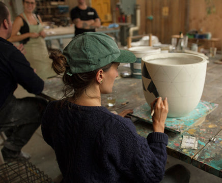 Inside an Inspiring Australian Creative Workshop of Craftsmen & Makers
