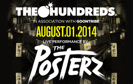 THE POSTERZ LIVE 8/1 AT TOKYO BAR