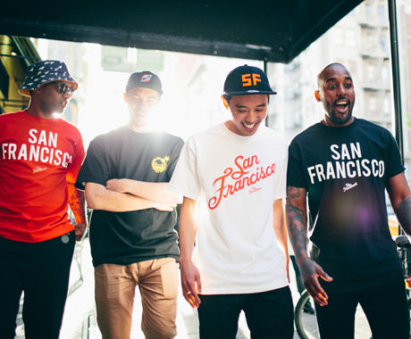 The Hundreds San Francisco :: POST STORE EXCLUSIVE™S