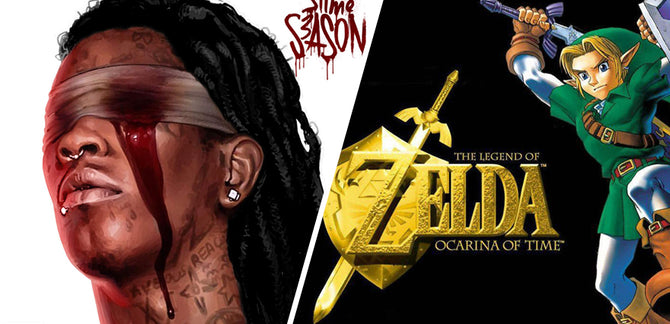 This Producer/DJ Mixed Young Thug with Music from 'Zelda: Ocarina of Time'