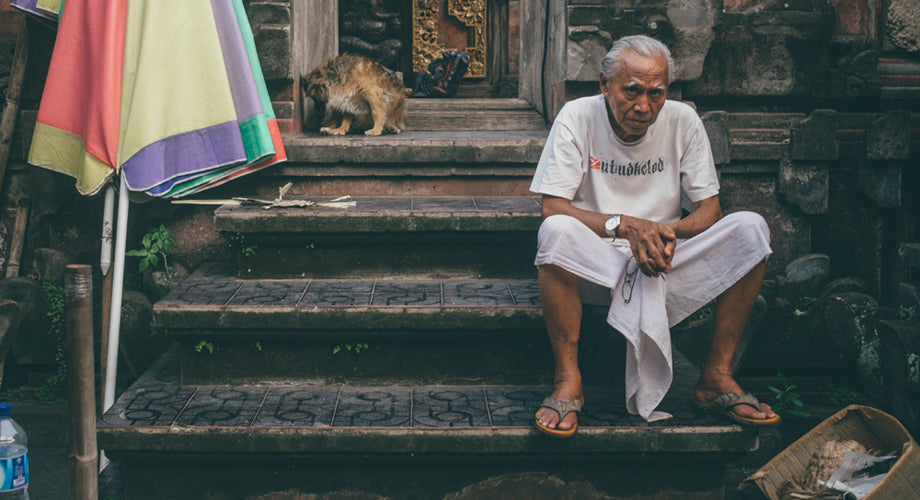 Slice of Life :: Raoul Laisina Shares a Photo Set of Portraits from Bali, Indonesia