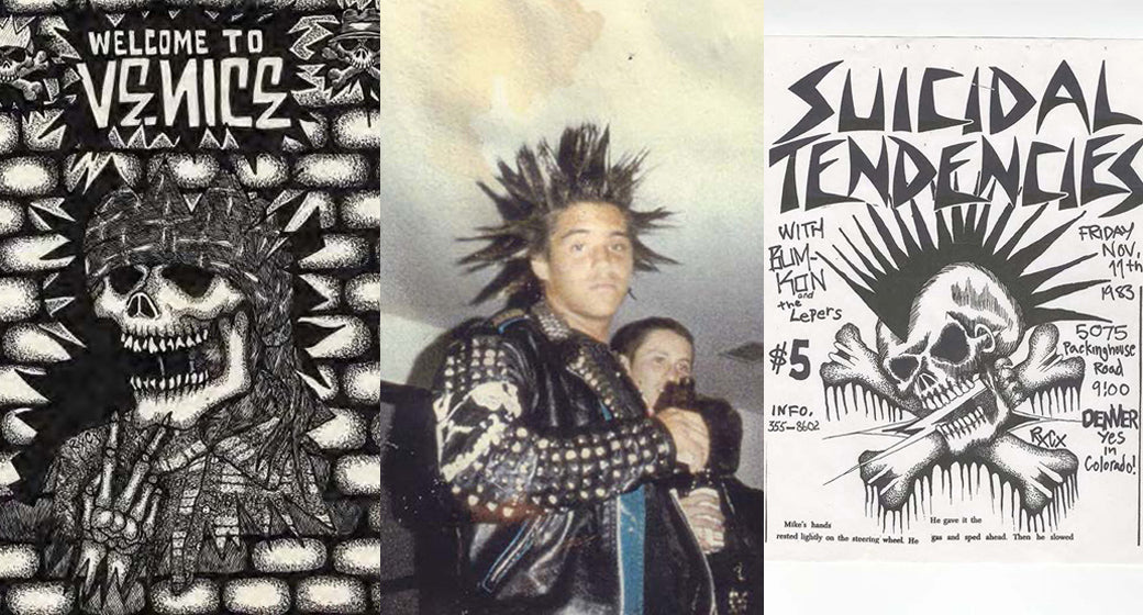 Crazy But Proud :: The Story of Suicidal Tendencies Artist Ric