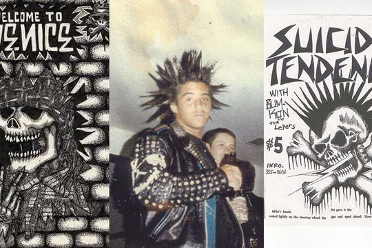 Crazy But Proud :: The Story of Suicidal Tendencies Artist Ric Clayton