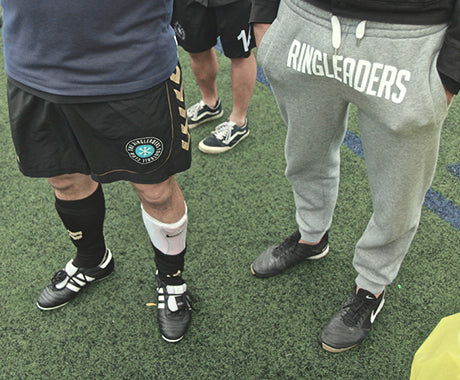 Diving for Glory :: A Chat w/ a Soccer Club of Creatives, Ringleaders FC