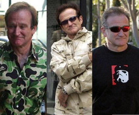 ONE OF US :: REMEMBERING ROBIN WILLIAMS.
