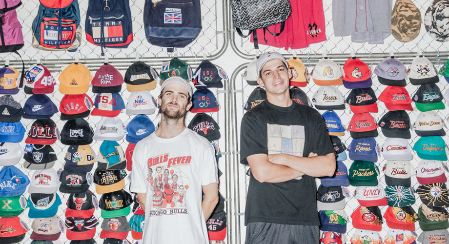 The Guys Behind ROUND TWO Share 9 Favorite Vintage In-Store Finds