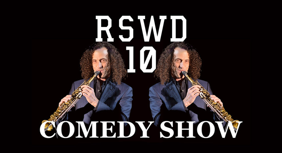 This Thursday :: The Hundreds & Jensen Karp Present the #RSWD10 Comedy Show