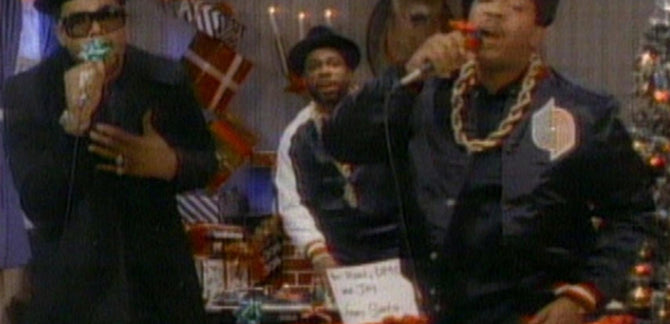 Track-A-Demia :: Our Favorite Songs About Christmas from Run–D.M.C. to No Doubt
