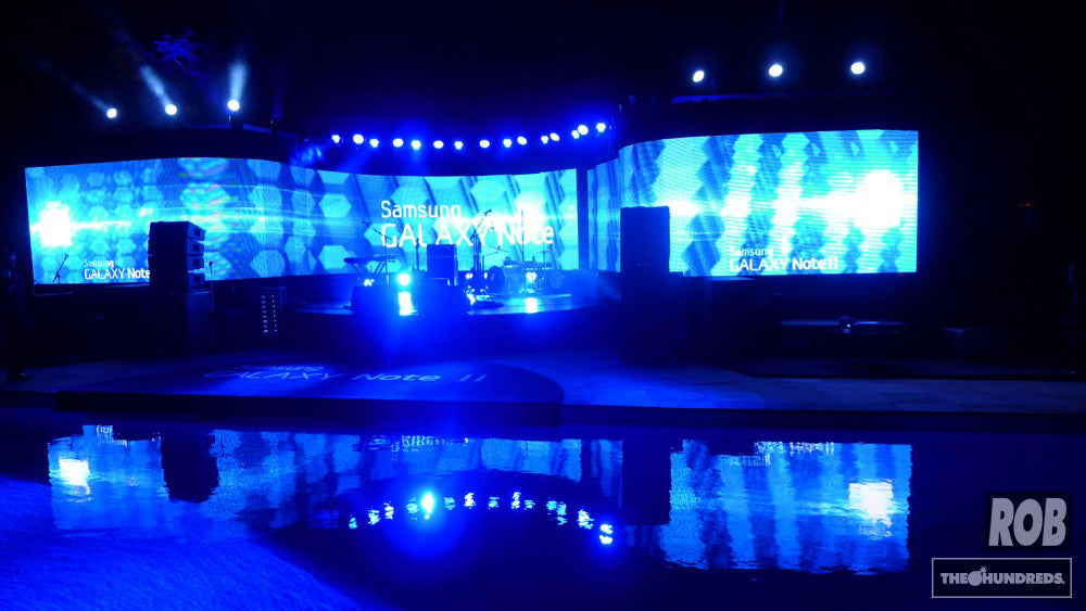 Samsung Galaxy Note II Event