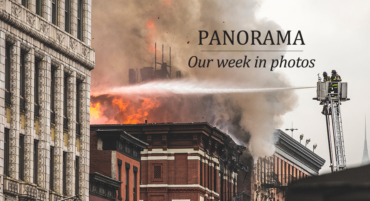 #TheHundredsPanorama :: Our Week in Photos :: 3.28.15