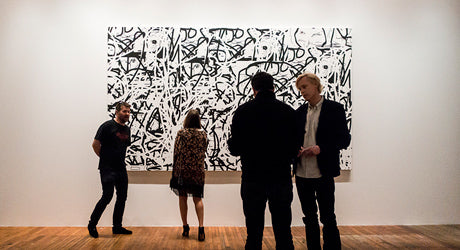 NY ART SCENE :: A Tale of Two Art Shows in Downtown & Midtown