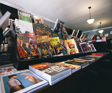 WHY COMIC BOOKS ARE MORE IMPORTANT THAN EVER IN OUR DIGITAL AGE