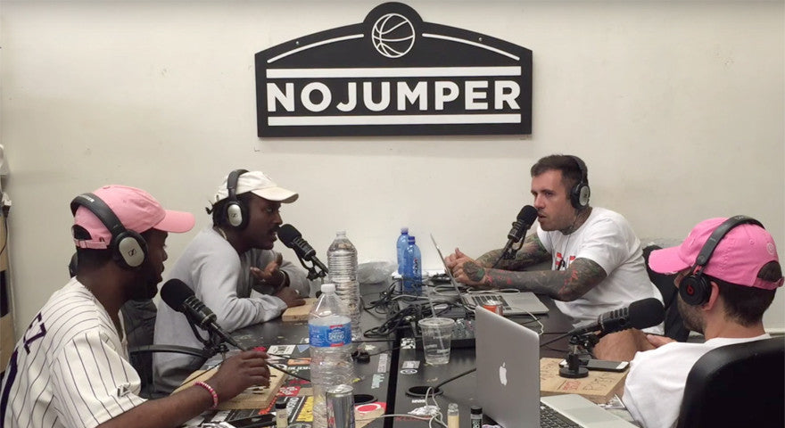 Senay Kenfe Drops Truth Bombs on the No Jumper Podcast