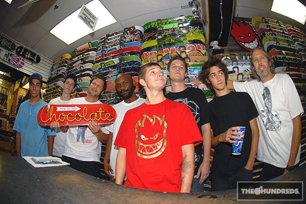 ONE-SHOP STOP : SKATEPARK OF TAMPA