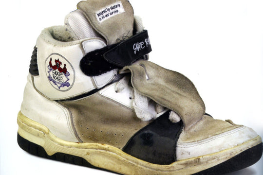 Strongest of the Strange :: 5 Skate Shoes with the Weirdest Stories